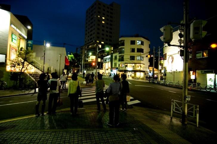 京都の夜景のイメージ