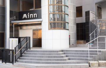 アパートメントホテル「Minn」