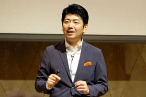 handy Japan社CEO・勝瀬博則氏