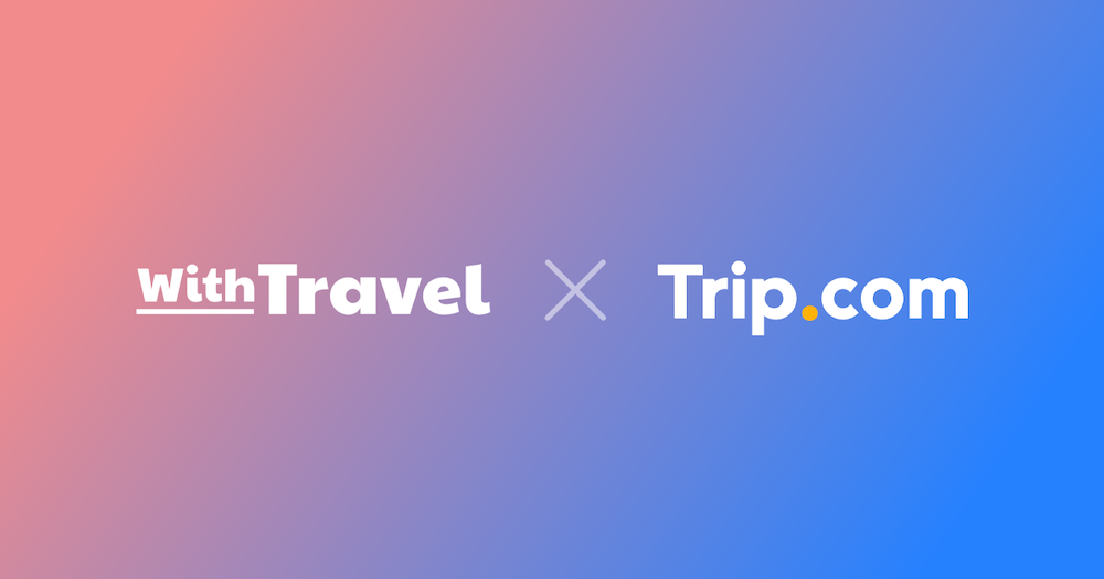 withtravel×Trip.com