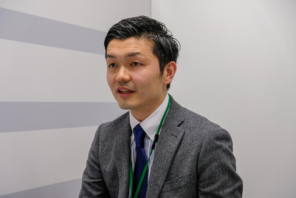 伊藤智一氏