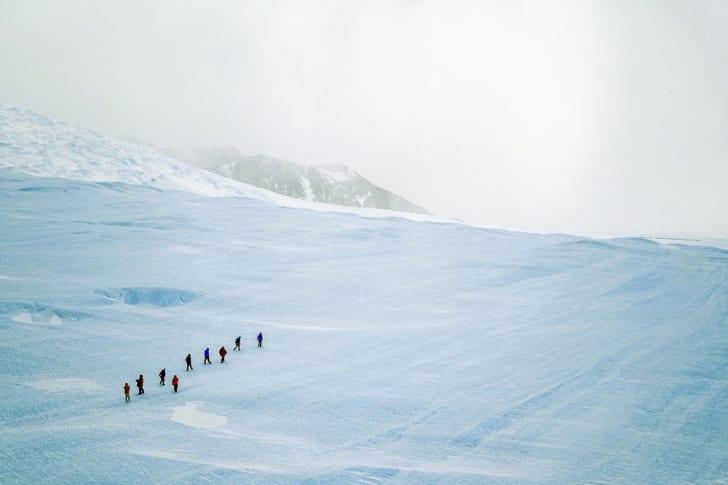 Airbnb×オーシャン・コンサーバンシー「南極研究の旅」