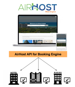AirHost API for Booking Engine
